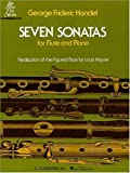 Seven Sonatas for Flute and Piano, George Frideric Handel, 0793554160