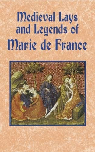 Download Medieval Lays and Legends of Marie de France pdf
