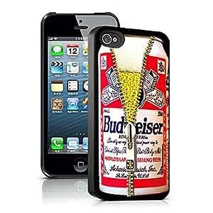 QYF Zipper Pattern 3D Effect Case for iPhone5