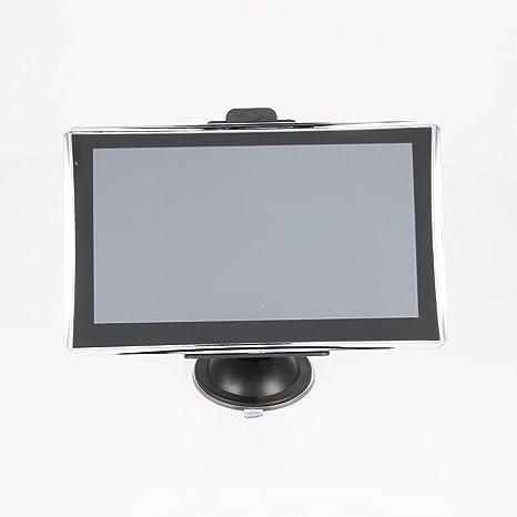 Sistema de navegación GPS del Coche, Pantalla táctil capacitiva de 7 Pulgadas 8g HD Navegador