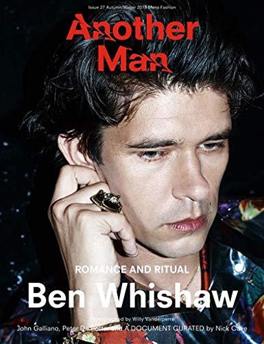 Another Man Magazine (Autumn/Winter, 2018) Ben Whishaw Cover