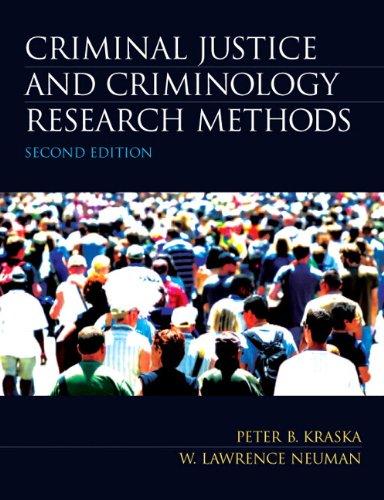 Criminal Justice+Criminol.Resrch.Meth.