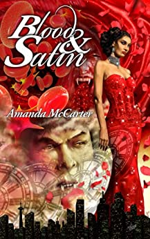 Blood and Satin by [McCarter, Amanda]