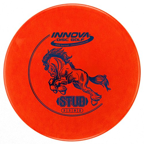 INNOVA DX Stud Putt & Approach Golf Disc [Colors May Vary] - 160-164g