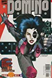 DOMINO # 1-3 complete X-Factor / Mutant spinoff story (DOMINO (1997 MARVEL))