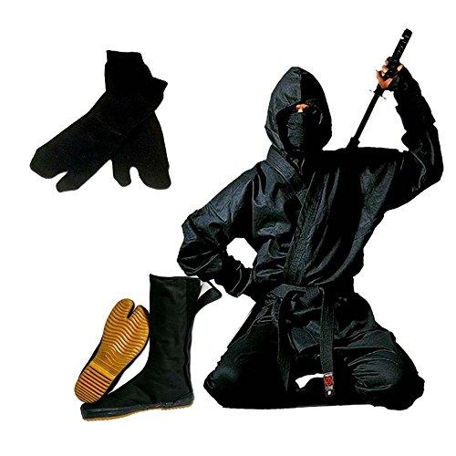 (Authentic Full Ninja Uniform Set - 6 -)