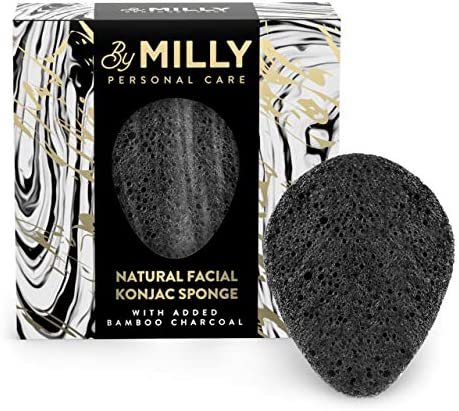 Activated Charcoal Exfoliating Eco Friendly Biodegradable