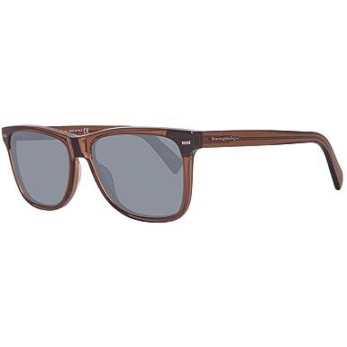 51a51ebcacab Image Unavailable. Image not available for. Color: Sunglasses Ermenegildo  Zegna ...