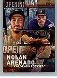 #10: 2018 Topps MLB Opening Day Blue #OD-19 Nolan Arenado NM-MT Rockies
