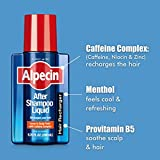 Alpecin After Shampoo Caffeine Liquid, Scalp Tonic