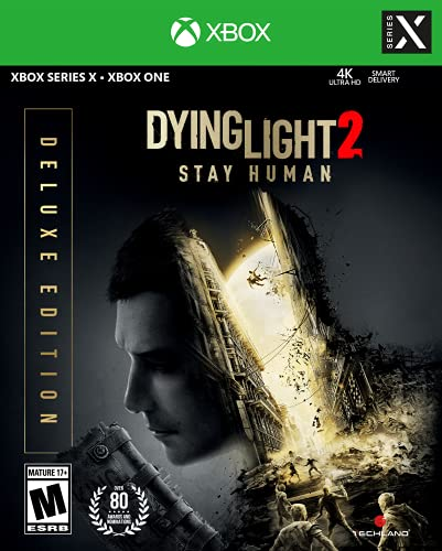 Dying Light 2 Stay Human (Deluxe Edition) – Xbox Series X