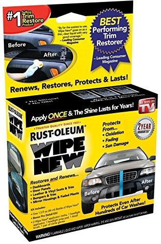 Wipe New Car Restorer Kit 1.5 Oz Boxed