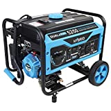 Pulsar Products PG5250B 5250W Peak 4750W Rated Portable Gas Generator
