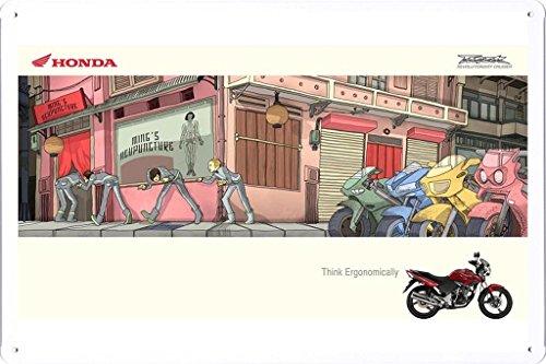 Honda Tiger - Honda Tiger: Acupuncture 7.8