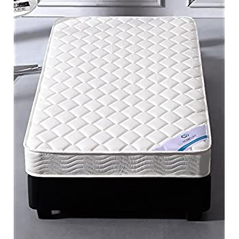 Amazon Com Linenspa 6 Inch Innerspring Mattress Twin
