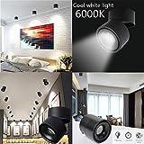 LED Indoor Ceiling Spotlight 360°Adjustable