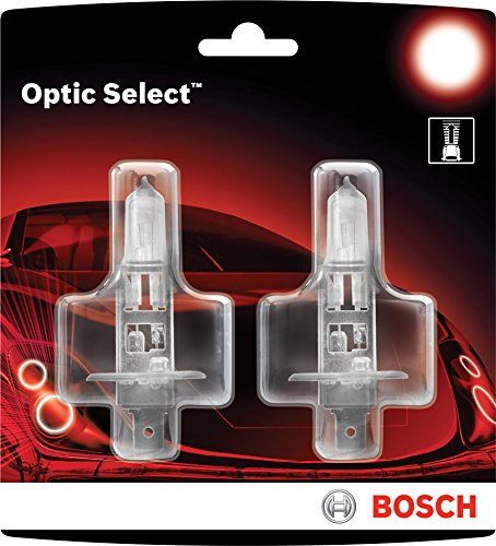 Bosch 9003 Optic Select Upgrade Halogen Capsule, Pack of 2