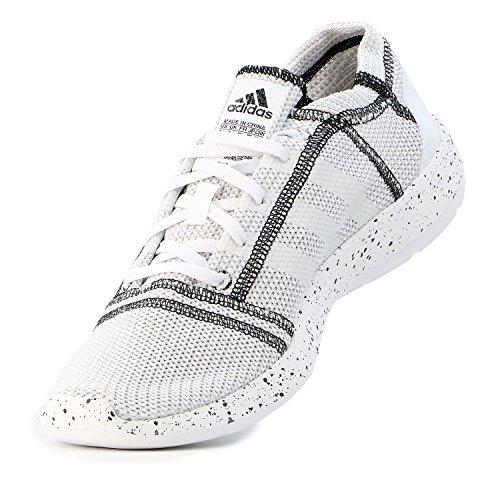 online retailer a7463 5fd83 adidas Element Refine Tricot Running Shoe - Running WhiteCle