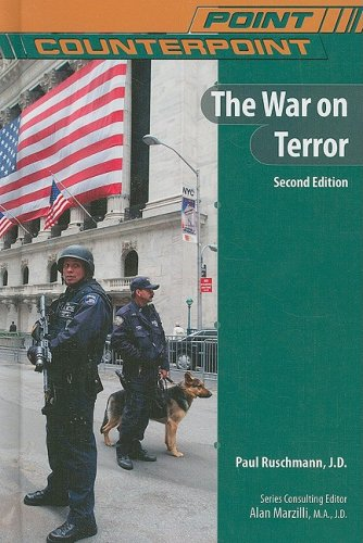 The War on Terror (Point/Counterpoint (Chelsea Hardcover))