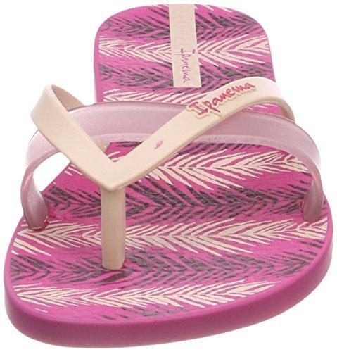 Ipanema Women's Kirei Silk III Fem Flip Flops, Black Multicolour (Pink 8396)