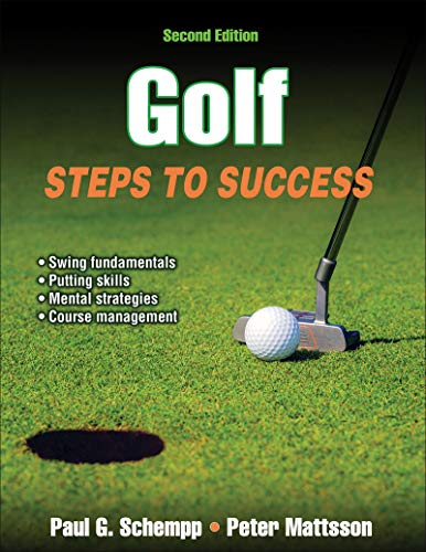 Golf: Steps to Success (STS (Steps to Success Activity)