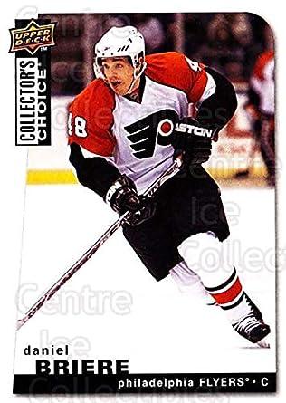 Amazon.com  (CI) Daniel Briere Hockey Card 2008-09 Collectors Choice ... 643acc967