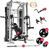 Force USA Monster G6 Smith Machine Ultimate Package Adjustable Bench, Core Trainer, MonoLifts,...