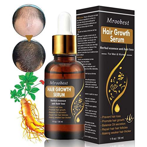 Hair Growth Serum Hair