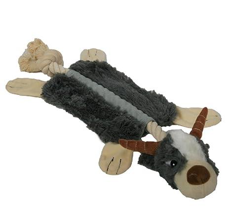 Vicstar - Juguete de peluche para perro, diseño de animales ...