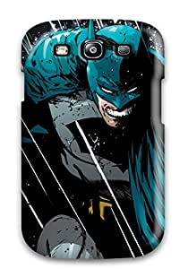 For Galaxy S3 Protector Case Cool Batman Phone Cover