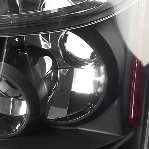 Spec-D Tuning LT-MAG05JM-TM Spec-D Altezza Tail Light Black