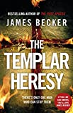 The Templar Heresy (Knights Templar) by  James Becker in stock, buy online here