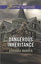 Dangerous Inheritance (Love Inspired Suspense)