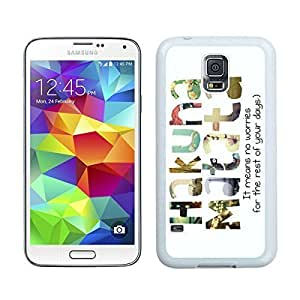 New S5 Case Best New Samsung Galaxy S5 Case White Cover