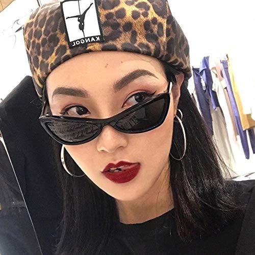 Noir Femme Soleil Grain FOONEE Lunette Leopard de qRHHSv