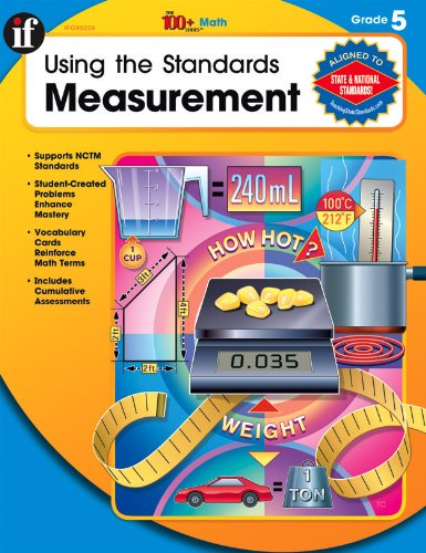 Using the Standards - Measurement, Grade 5 (The 100+ Series™) pdf epub