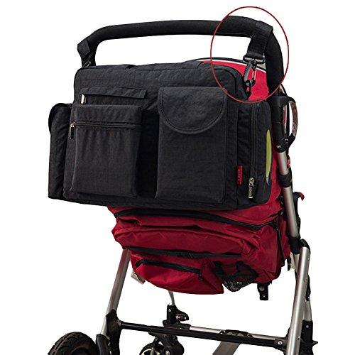 sanhou para cambio de pañales bolsas para pañales bolsa 8pcs multifuncional bolsos