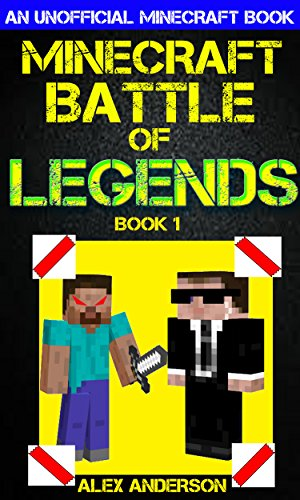 MINECRAFT - BATTLE OF THE LEGENDS Wanna see some nail biting, pulse racing action!! Don't wait. Grab this book!!This is the ultimate saga where 'Minecraft Ninja' & 'Minecraft Agent' series merge together. It is one of the rarest adventure that ha...