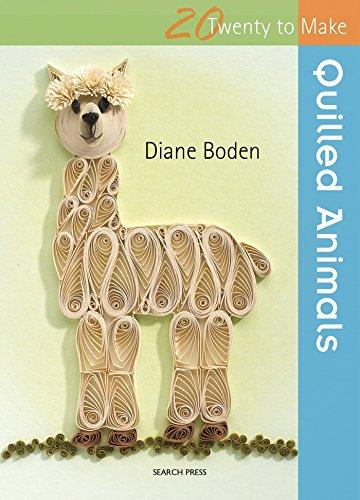 Quilled Animals (Twenty to - Boden Sale Usa
