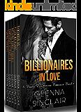 Billionaires In Love: 5 Billionaire Romance Books (Billionaires In Love Box Set Book 2)