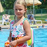 TOYSHARING Back Float Safety Swim Bubble Belt