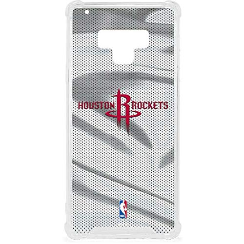 new products 148d6 a9360 Skinit Houston Rockets Home Jersey Galaxy Note 9 Clear Case - NBA - Skinit  Clear Case - Transparent Galaxy Note 9 Cover