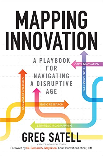 Amazon mapping innovation a playbook for navigating a mapping innovation a playbook for navigating a disruptive age by satell greg fandeluxe Images