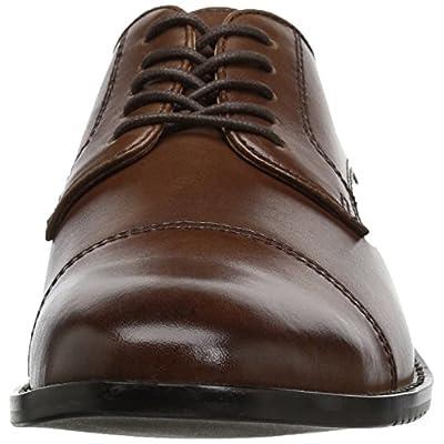 Amazon Brand - 206 Collective Men's Warren Cap-Toe Oxford Dress Shoe: Shoes