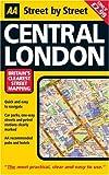 AA Street by Street Central London Map (AA Street by Street)