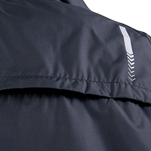 Uniforms Joma Running Flash Impermeable Negro Hombre qtARwTvHx