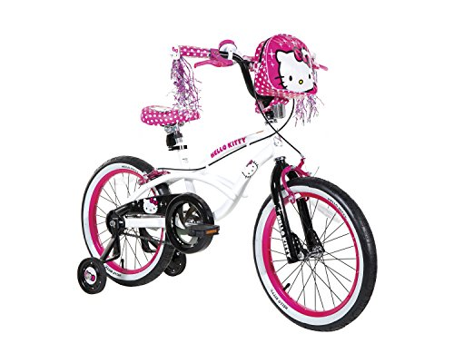 Hello Kitty Dynacraft Girls BMX Street Bike 18