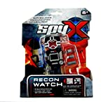 SpyX / Spy Recon Watch -8 Function Spy Toy