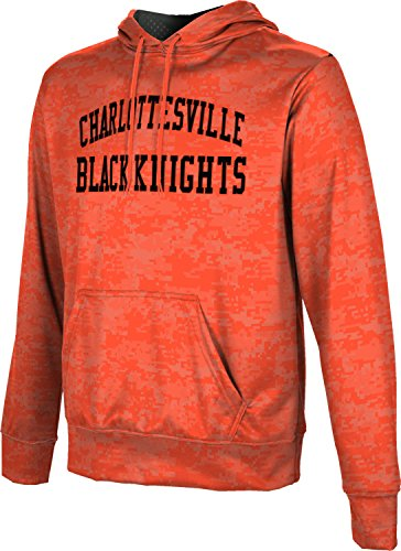 ProSphere Men's Charlottesville High School Digital Hoodie Sweatshirt - Va Shops Dress Charlottesville