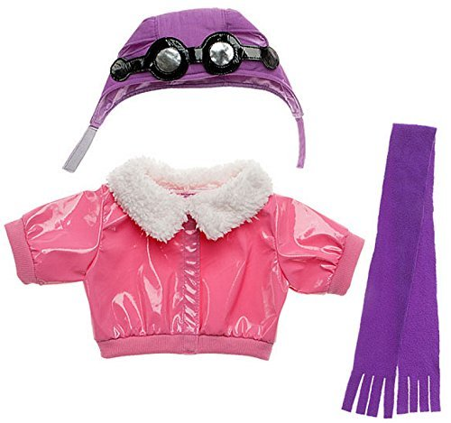 Build a Bear Workshop Fifi Flying Costume 3 pc.